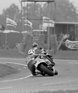 Keith Huewen - Raalte, Holland - RS500 Honda - 1984