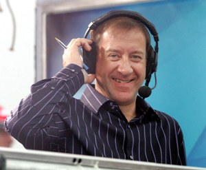 Keith Huewen - Motorsport Broadcaster